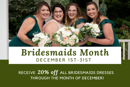 Bridesmaids Month