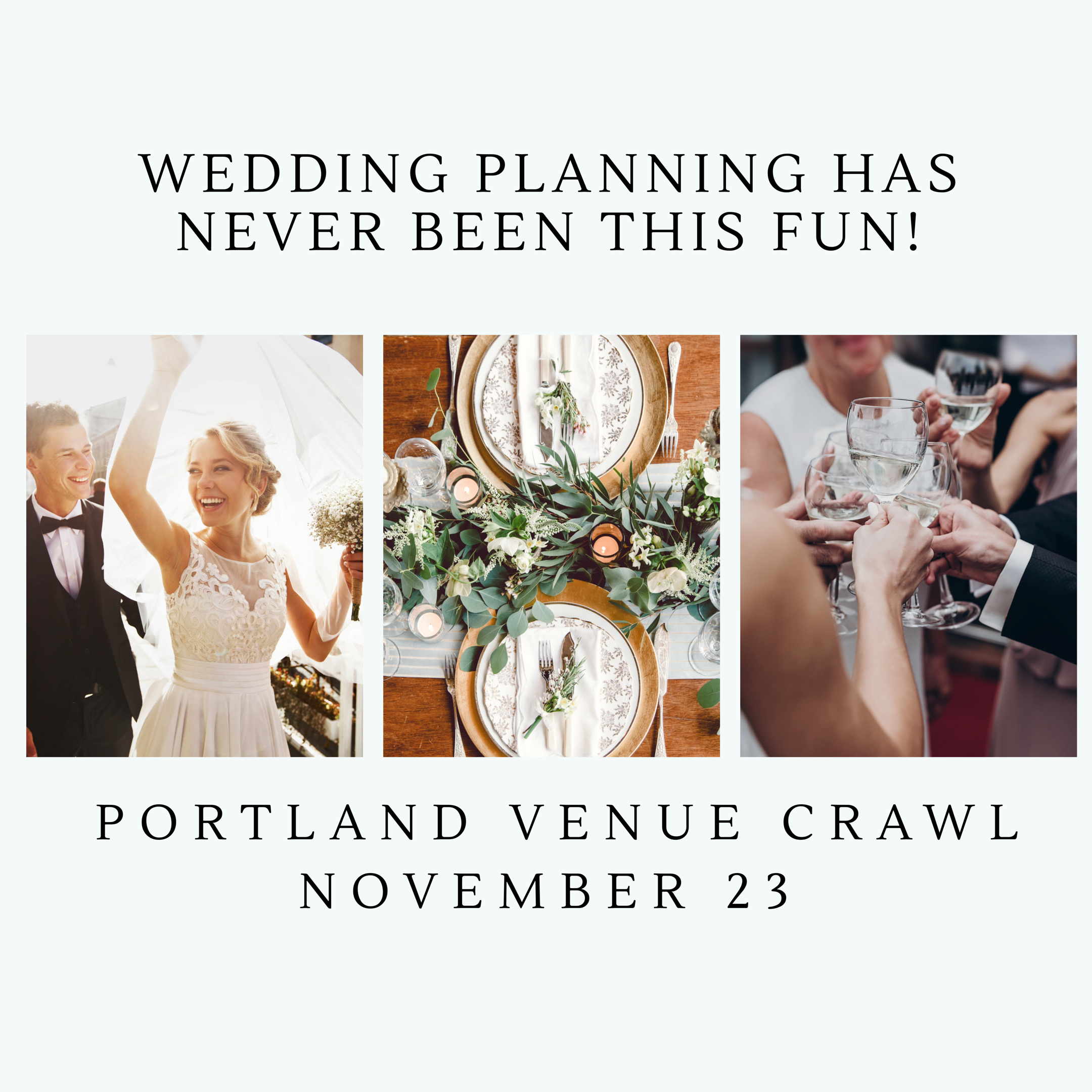 Portland Venue Crawl