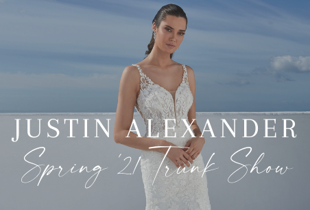 Justin Alexander Spring/Summer 2021 Collection Trunk Show Main Image