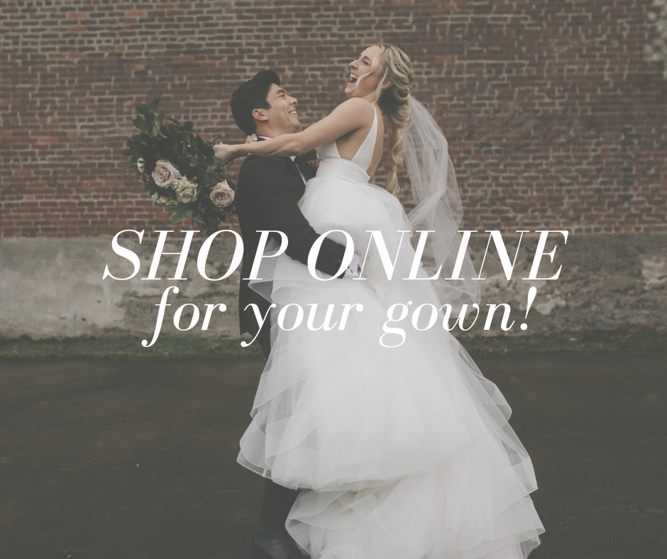 Gown Purchases Now Available Online!. Desktop Image