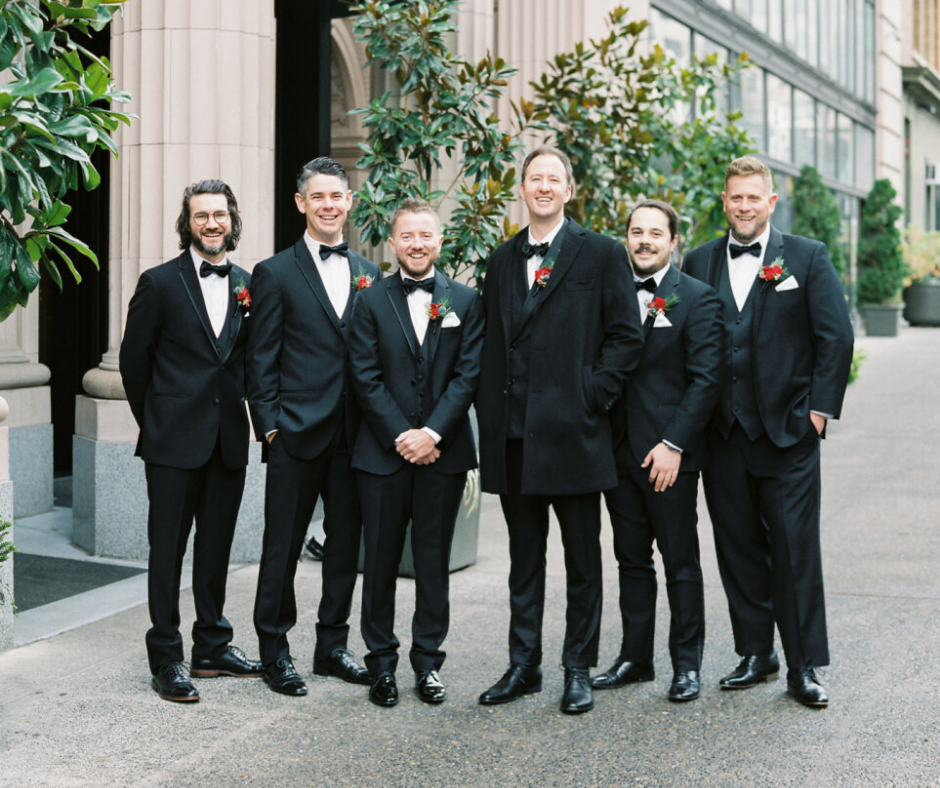 Jaime and Abe Portland Oregon Wedding