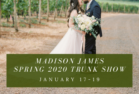 Madison James Spring 2020 Trunk Show