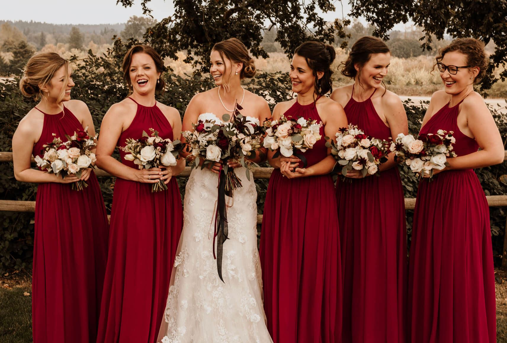 HOW LONG DOES IT TAKE TO ORDER BRIDESMAID DRESSES? AND WHAT IF MY BRIDESMAIDS ARE IN DIFFERENT CITIES?